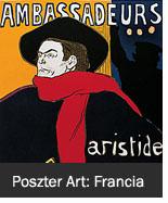 Francia poszterképek