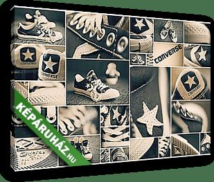 Új! Húzd az egered a kép fölé (ne kattints!) és élvezd a részleteket! Converse  tornacipők 321bebdb40