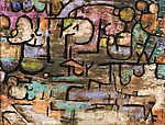 Paul Klee: Árvíz után (id: 12101) poszter