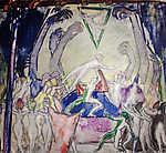 Vaszary János: Revü a Moulin Ruegeban (id: 19603) poszter