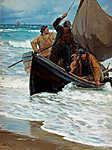 Halászok hazatérése (id: 3804) tapéta