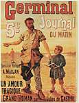 Germinal Journal de Matin (id: 1705) vászonkép