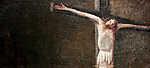 Csontváry Kosztka Tivadar: Krisztus a keresztfán (id: 19705) poszter