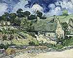 Vincent Van Gogh: Nádfedeles házikó (id: 2905)