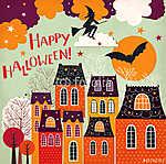 Vincent Van Gogh: Halloween ünnepi kártya (id: 4705)