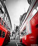Londoni forgalom (id: 9505) poszter