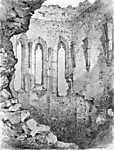 A beckói vár romjai (színverzió 1.) (id: 20006) tapéta