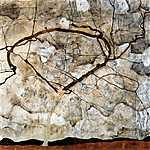 Canaletto: Fák az őszi szélben (id: 2406) vászonkép óra