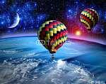 Fairy Tale Balloon Sky (id: 6506)
