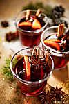 Karácsonyi forralt bor (id: 7106) poszter