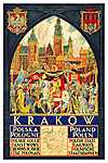 Krakkó, a történelmi város (id: 1607) poszter