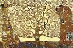 Gustav Klimt: Az élet fája (átdolgozás) (id: 20908) poszter