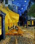 Vincent Van Gogh: Kávéház terasza éjjel (id: 3208) poszter
