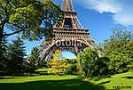 Fák a párizsi parkban (id: 12310)