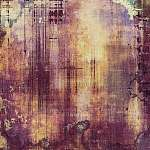 Grunge old texture as abstract background. With different color patterns: yellow (beige); brown; purple (violet); pink (id: 15310)