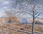 Paul Signac: A Loing folyó ősszel (id: 20610) bögre