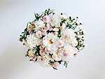 Romantikus virágcsokor (id: 17111)