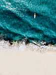 Maldív-szigetek - partrészlet - drónfotó (id: 17211)