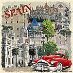 Spain vintage poster. (id: 19211)