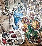 Dénes Valéria: Virág csendélet (id: 19711) poszter