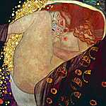 Gustav Klimt: Danae (id: 2411) poszter