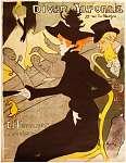 August Macke: Divan Japonais (id: 1113) vászonkép