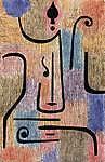 Paul Cézanne: Erzengel (id: 12113) többrészes vászonkép