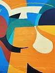 Partner Kollekció: Absztrakt graffiti (id: 19413) tapéta