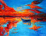 Boats (id: 4313) többrészes vászonkép