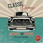 Classic garage (id: 19216) poszter
