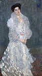 Hermine Gallia portréja (színverzió 1) (id: 19816) tapéta