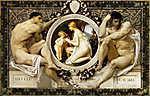 Gustav Klimt: Idill (id: 20316) poszter