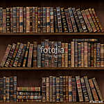 Books seamless texture. tiled with other  textures in my gallery (id: 13417)