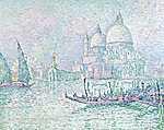 Velence (1908) (id: 3817) falikép keretezve