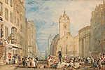 William Turner: High Street, Edinburgh (id: 20518) tapéta