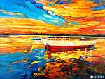 Boats (id: 4418) falikép keretezve