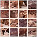 Petra - homokkő (id: 5018) tapéta