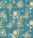 Seamless spring floral pattern (id: 12919)