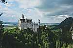 Neuschwansteini kastély (id: 14319) tapéta