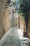 Utcácska La Valletta, Málta (id: 17419) tapéta