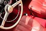 Piros bőrülések, Mercedes (id: 17520) poszter