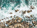 Ocean Waves (id: 12921) vászonkép