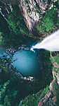 Belmore-vízesés, Ausztrália (id: 14321) poszter