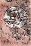 Paul Klee: Der Verliebte (id: 12122) tapéta