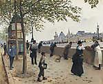 Pont neuf (id: 20122) vászonkép