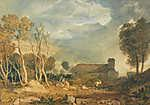 William Turner: Ingleborough, Chapel le Dale (id: 20522) vászonkép