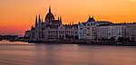 A Parlament naplementében (id: 14323) tapéta