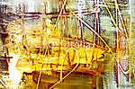 Színek festése absztrakt struktúra sárga (id: 7723) tapéta