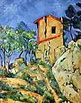 Canaletto: Ház a sziklán (id: 425)