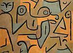 Paul Klee: Young Moe (id: 12126) bögre
